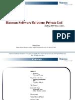 Hasman - Making YOU Successfull
