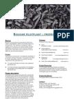 Biochar pilotplant