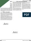 Single Color Pages Feb 2009