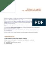 CABRI II Guia para Registro y Activación