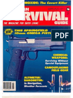 American Survival Guide November 1988 Volume 10 Number 11