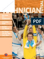UEFA the Futsal Technician - Nummer 3
