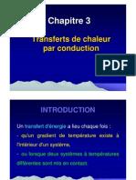 Chap3 Transfert de Chaleur