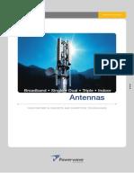 Allgon Powerwave Antennas 2005 Ver1.04