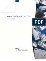 Powerwave Product Catalog 2009
