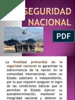 5. Seguridad Nacional
