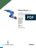 Matematicas 1 Eso