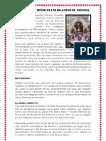 HISTORIA DEL  SEÑOR DE LOS MILAGROS DE  CHINCHA
