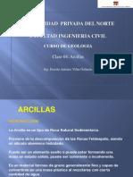 Clase 04 Arcillas