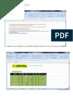 Pantallas Proyecto Excel