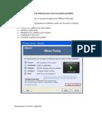 Manual de VMware Para Crear Tus Propios Portables