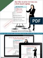 Tài liệu học phân tích báo cáo tài chính (Ebook giáo trình online)