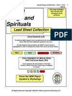 LSH-3 - Hymnal - Gospel Songs and Spirituals    v7.4tc 1305-26