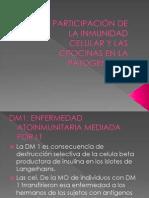 DM 1 Inmunidad Celular Unido