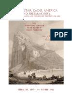 XIII Symposium Internacional de Historia. Programa Oficial