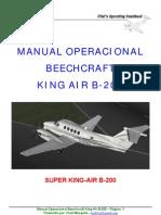 King b200 - Manual Br - PDF