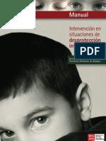 Manual de intervención de desprotección infantil