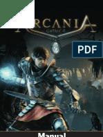 Gothic Arcania PC Manual