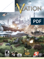 Civ v Manual English
