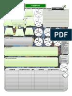 Cyberpunk 2020 Pro Character Sheet