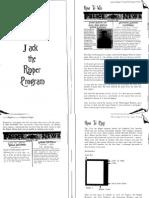 Jack the Ripper Manual