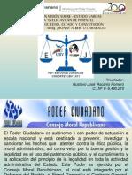 PODER CIUDADANO EN VENEZUELA