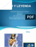 Presentacion Mito y Leyenda