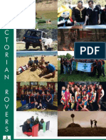 Victorian Rover Scouts - Yearbook 2012