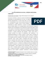 EFEITOS ADVERSOS DO ÁLCOOL O PERÍODO GESTACIONAL COMO FOCO