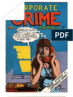 Corporate Crime Comics - True Stories of Corporate Crime!