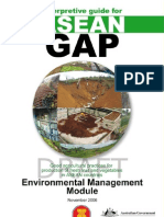 ASEAN GAP Interpretive Guide - Enviromental Management Module - DRAFT