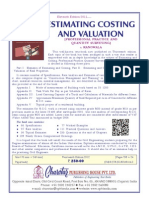 Costing rangwala valuation estimating and pdf by