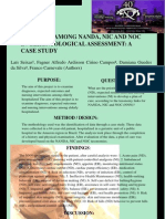The Links Among Nanda, Nic and Noc in Gerontological Assessment a Case Study-nanda