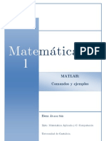 Comandos Básicos Matlab