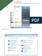 Instalación del servicio de FTP en Windows 7