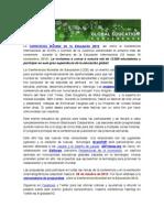 La Conferencia Mundial de la Educación 2012 #globaled12