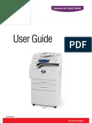 Rose Glen North Dakota ⁓ Try These Xerox Workcentre Printer