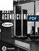 Manual de Aire Acondicionado - Carrier