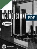 Manual de Aire Acondicionado - Carrier