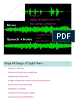 Chapt 4 Design of Digital Filters_FIR
