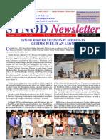Synod Newsletter - October, 2012