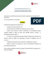 Info e Sidoc Pour Affichage