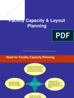 3.Facility Capacity and Layout Planning