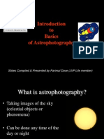 Basic Astrophotography