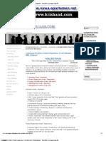 Lowongan Architect, Project Supervisor, Cost Estimator, M&E Engineer - Situs Info Lowongan Kerja 2012 Terbaru