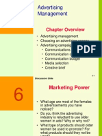 Ch06 - Advertising Management