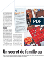 [2010-02-22] Un secret de famille au goût fruité