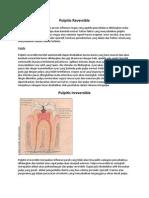Nekrosis Pulpa Dan Penyebabnya