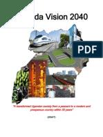 Uganda Vision 2040 Draft
