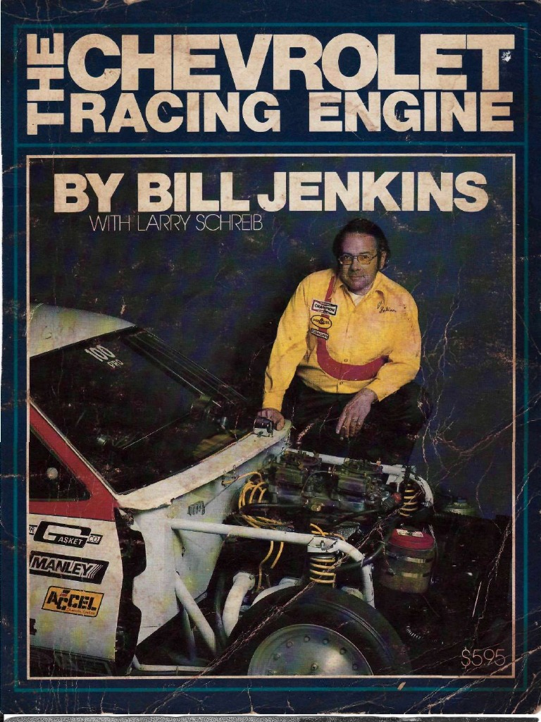 The Chevrolet Racing Engine - Bill Jenkins | Screw